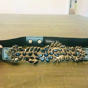 Torrid embellished stretch belt size 2X